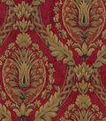 Home Decor 8\u0022x8\u0022 Fabric Swatch-Barrow M5820R-5480 Garnet