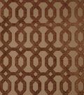 Home Decor 8\u0022x8\u0022 Fabric Swatch-Jaclyn Smith Formal  Brick