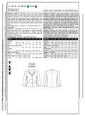 Mccall Pattern V8692 Ee (14-16--Vogue Pattern