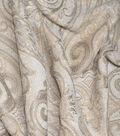 Home Decor 8\u0022x8\u0022 Fabric Swatch-Waverly Clubroom Paisley Chai