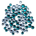 Hotfix Combo Aqua Blue Zircon