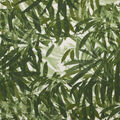 Oudoor Canvas Fabric-Tonal Green Palm Leaves