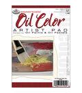 Royal Brush Essentials Oil Color Paper Pad 5\u0022X7\u0022-17 Sheets