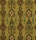 Home Decor 8\u0022x8\u0022 Fabric Swatch-Print Fabric Robert Allen Khanjali Adobe