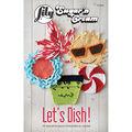 Lily® Sugar \u0027n Cream® Lets Dish Crochet Book