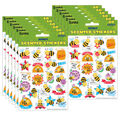 Honey Scented Stickers 12 Packs