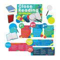 Edupress Close Reading Strategies Bulletin Board Display Set, 2 Sets