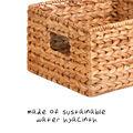 Honey Can Do 3 Pack Nested Hyacinth Storage Baskets