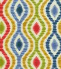 Home Decor 8\u0022x8\u0022 Fabric Swatch-Waverly Optical Delights Lipstick