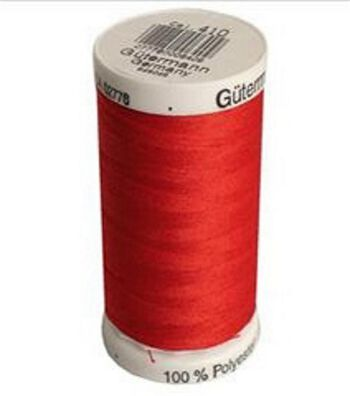 Gutermann Sew All Polyester Thread 110 Yards-Red & Pinks