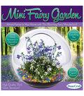 Glass Terrarium - Mini Fairy Garden