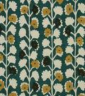 Robert Allen @ Home Lightweight Decor Fabric 55\u0022-Surreal Vines Jewel