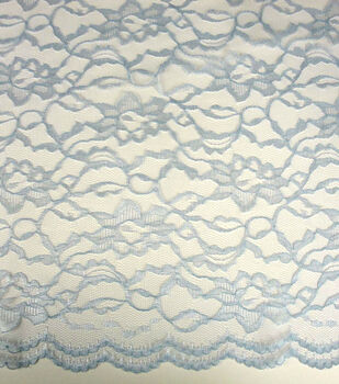 Casa Collection Lace Fabric -Celestial Blue
