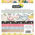 Crate Paper Maggie Holmes Bloom Pack of 36 6\u0027\u0027x6\u0027\u0027 Paper Pad