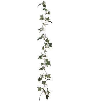 Bloom Room 6' Stephanotis with Ivy Leaf Garland