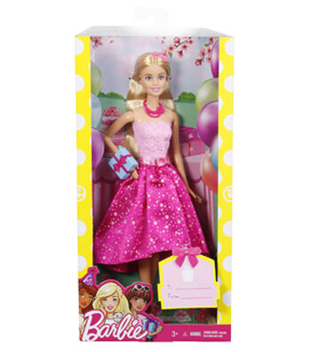 Barbie Happy Birthday Dolls