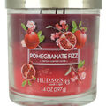 Hudson 43 Candle & Light 14 oz. Pomegranate Fizz Scented Jar Candle