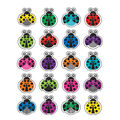 Teacher Created Resources Colorful Ladybugs Stickers 12 Packs