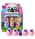 Hatchimals S2 Colleggtible-4 Pack & Bonus