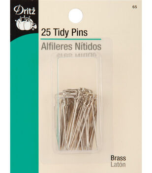 """Dritz 1.25"""" Tidy Pins 25pcs"""