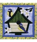 Happy Home Quilt Magic Kit-12\u0022X12\u0022