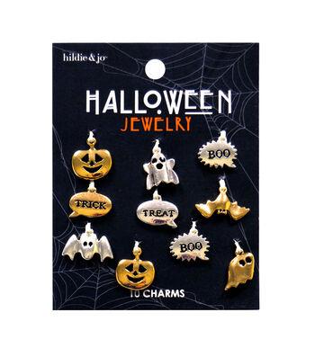 hildie & jo Silhouette Charm Mix-Halloween
