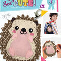 Sew Cute! Mini Hedgehog Kit