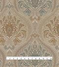 P/K Lifestyles Upholstery Fabric 54\u0027\u0027-Driftwood Wordly Ways
