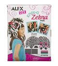 Alex Toys DIY Knot A Zebra Hat