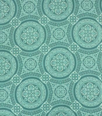 Solarium Outdoor Print Fabric 54''-Larissa Seabreeze