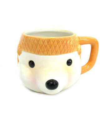 Simply Autumn Hedgehog Critter Mug