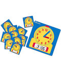 Learning Resources Write & Wipe Clocks, 1 Large Clock, 24 Student Clocks