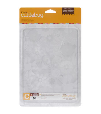"Cuttlebug Adapter Plate C 5.875"" X 7.75"""