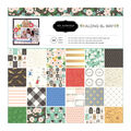 Pebbles Single-Sided Paper Pad 12\u0022X12\u0022-Along The Way, 24 Designs