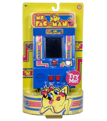 Ms Pac-Man Mini Arcade Game