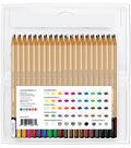 KINGART Pencil Library 50/Pkg-Mixed Media