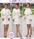 Simplicity Patterns Us1016Bb-Simplicity Misses\u0027& Plus Size Coat By Mimi G Style-20W-28W