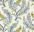 Home Decor 8\u0022x8\u0022 Fabric Swatch-IMAN Magic Garden Lapis