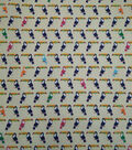 Doodles Juvenile Apparel Fabric 43\u0027\u0027-Toucans Pucker