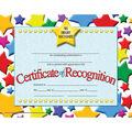 Hayes Certificate of Recognition, 8.5\u0022 x 11\u0022, 30 Per Pack, 6 Packs