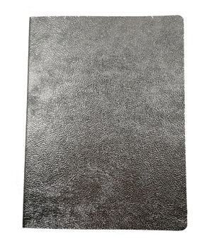 Park Lane Softcover Journal-Glitter Silver
