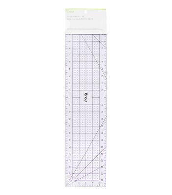 """Cricut 6""""x26"""" Acrylic Ruler-Lilac"""