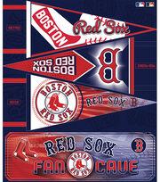 Boston Red Sox Felt Panel 36''-Pennant, , hi-res