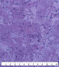 Keepsake Calico Cotton Fabric-Gravel Purple