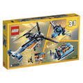 LEGO Creator 3in1 31096 Twin Rotor Helicopter