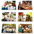 Melissa & Doug Multicultural Family Puzzle Set