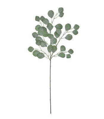 Fresh Picked Spring 33'' Eucalyptus Spray-Dark Green