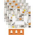 Wilton Maker\u0027s Halloween Treat Boxes-Halloween Icons