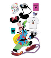 Jolee's Boutique 9 pk 3-Dimensional Stickers-Tourist Goofy, , hi-res