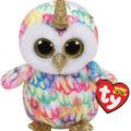 Ty Inc. Beanie Boos Regular Enchanted Owl with Horn